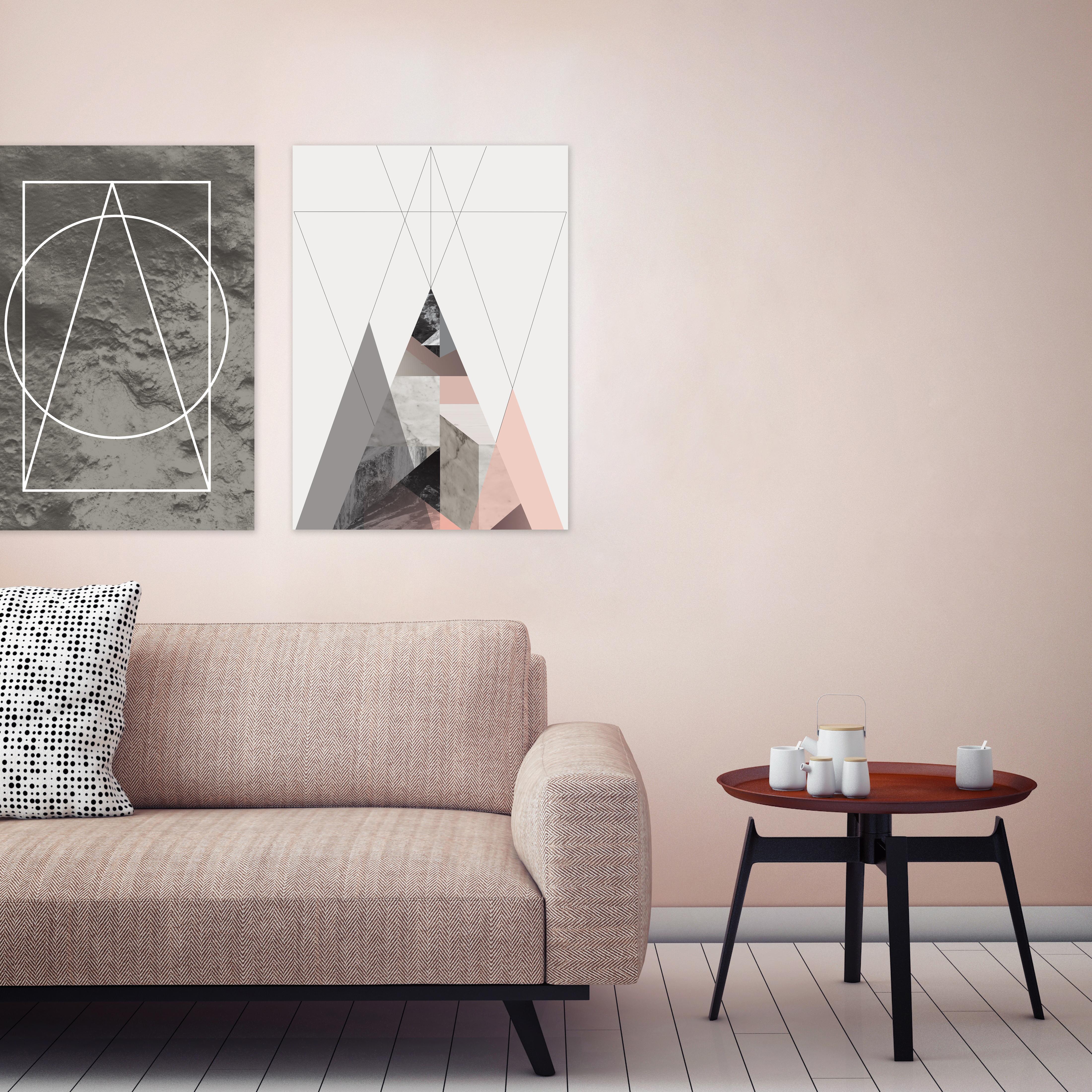 interieur roze