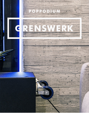 Poppodium Grenswerk – café